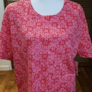 Women's short sleeve top